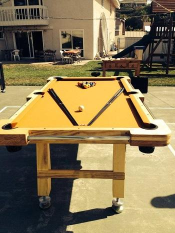 Portable Pool Table Rentals Billiard Game Party Corporate Events Orange County California CA Portablepooltablerentals.com